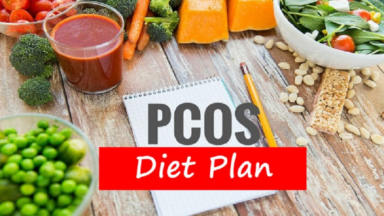 PCOS weight gain and your diet